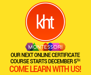 KHT Montessori December 5 Course