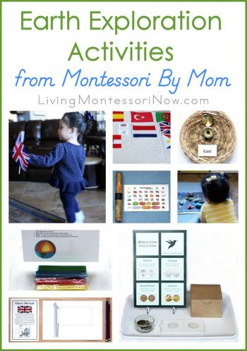 Earth Exploration Activities from Montessori By Mom
