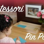Montessori Pin Poking to Develop Concentration, Coordination, and Pincer Grip for Writing {Montessori Monday}