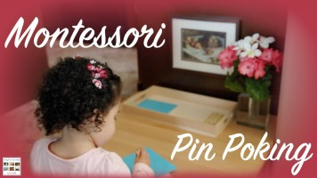 Montessori Pin Poking to Develop Concentration,   Coordination, and Pincer Grip - YouTube Cover 110.7 KB