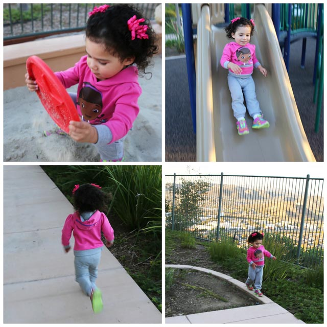 Outdoor Playtime