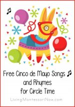 Free Cinco de Mayo Songs and Rhymes for Circle Time