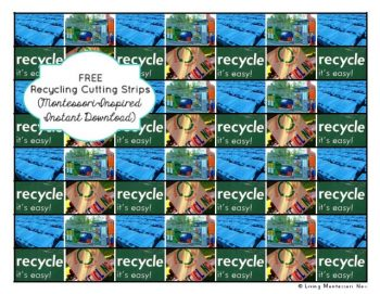 Free Recycling Cutting Strips