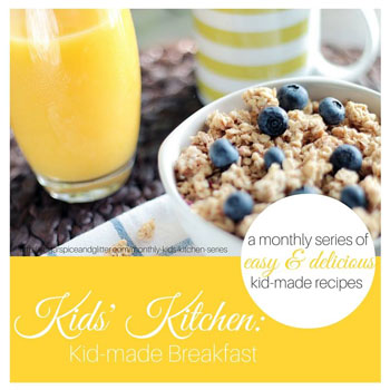 Kids' Kitchen - Kid-Made Breakfast