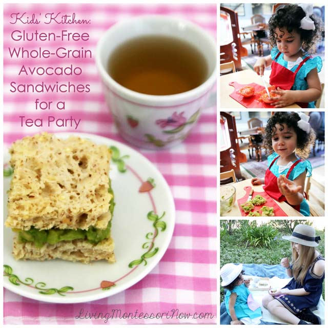 How to Have a Healthy and Courteous Tea Party Picnic