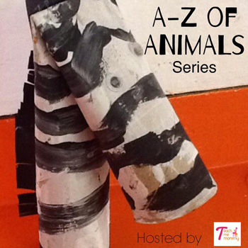A-Z of Animals Series