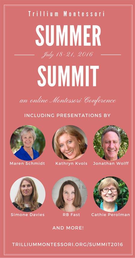 Summer Summit Presentors