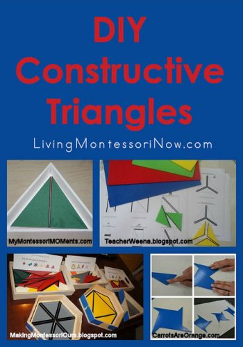 DIY Constructive Triangles