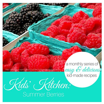 Kids' Kitchen - Summer Berries