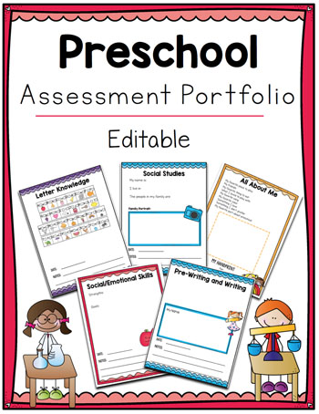 Preschool Assessment Portfolio