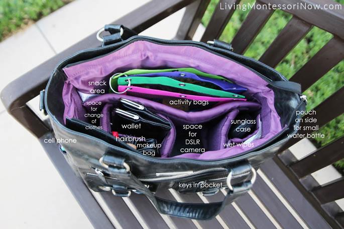 Contents of a Parent Bag, Grandma Bag, or Nanny Bag