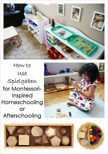 How to Use Spielgaben for Montessori-Inspired Homeschooling or Afterschooling