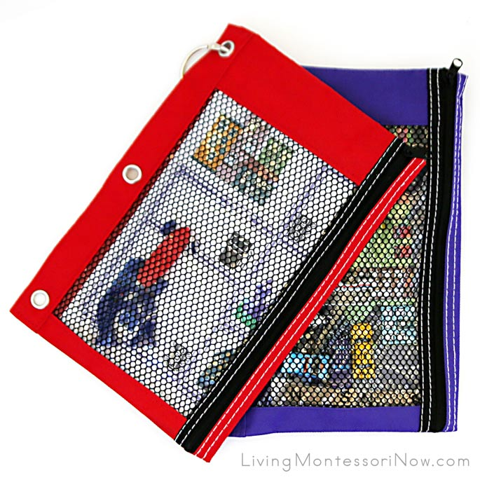 Magnetic Vehicle STEM Activity Bags