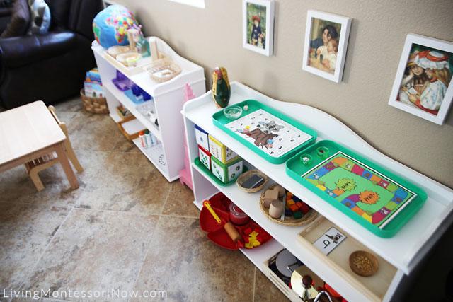 Montessori Home Environment