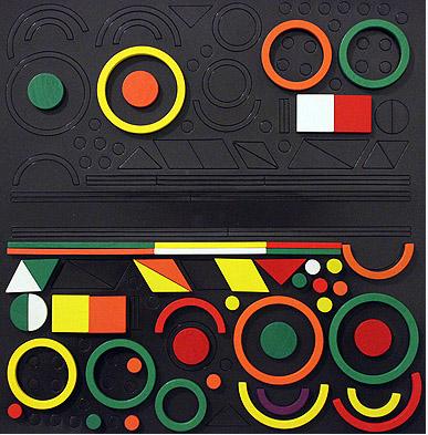 Spielgaben Magnet Set