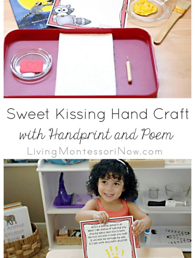 Sweet-Kissing-Hand-Craft-with-Handprint-and-Poem