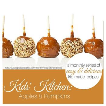 Kids' Kitchen: Apples & Pumpkins