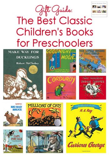 Gift Guide; The Best Classic Children's Books for Preschoolers