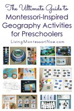 The Ultimate Guide to Montessori-Inspired Geography Activities for Preschoolers