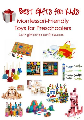 Best Gifts for Kids: Montessori-Friendly Toys for Preschoolers