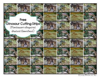 free-dinosaur-cutting-strips