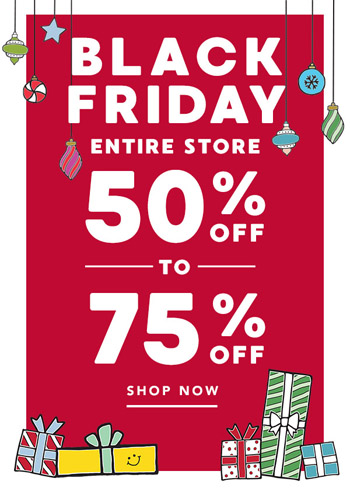Gymboree Black Friday Sale!