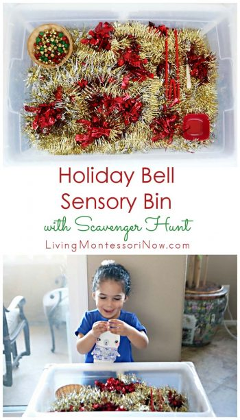 holiday-bell-sensory-bin-with-scavenger-hunt