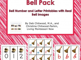 Free Bell Printables and Montessori-Inspired Bell Activities