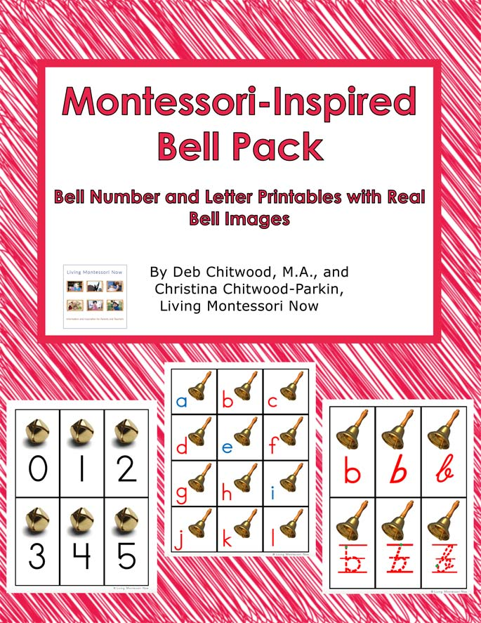 Montessori-Inspired Bell Pack