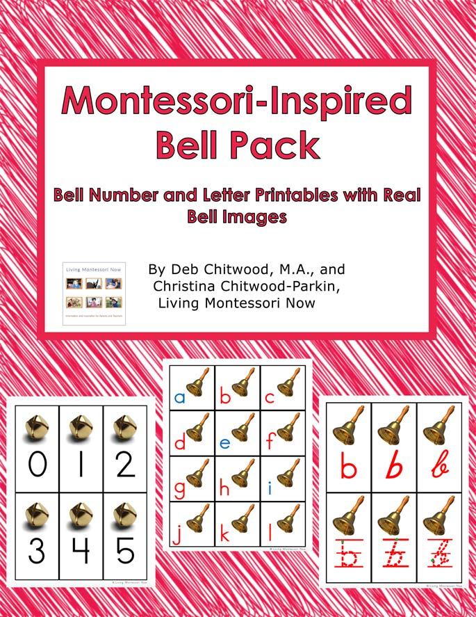 Montessori-Inspired Bell Pack