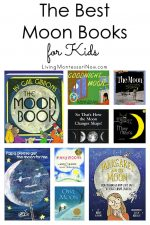 The Best Moon Books for Kids