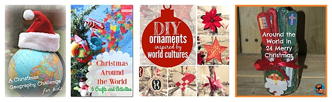 40+ Resources for a Christmas Around the World Unit - Activities