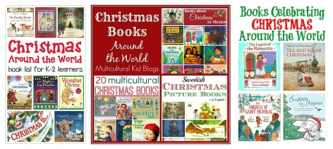 40+ Resources for Christmas Around the World Unit - Books