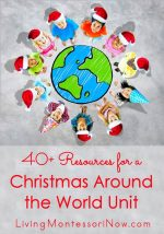 40+ Free Resources for a Christmas Around the World Unit (+ Giveaway of Little Passports 1-Year Subscription!!!)