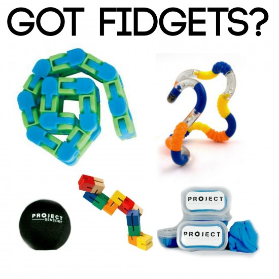 Fidget Fix Sensory Kit