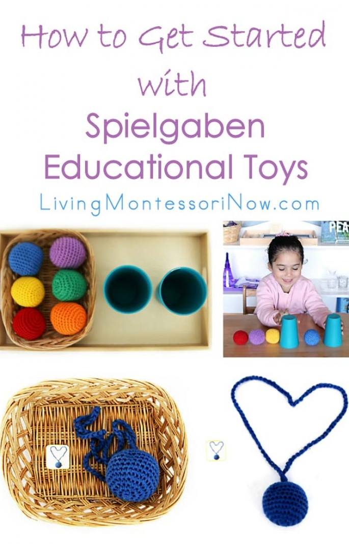 How to Get Started with Spielgaben Educational Toys