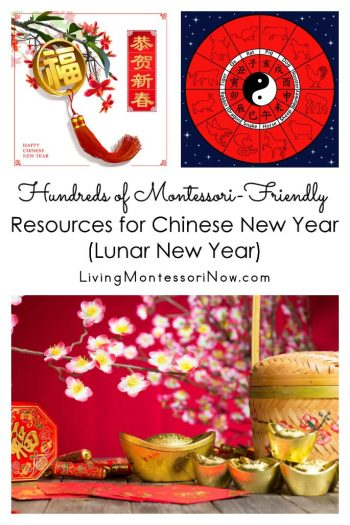Hundreds of Montessori-Friendly Resources for Chinese New Year {Lunar New Year}