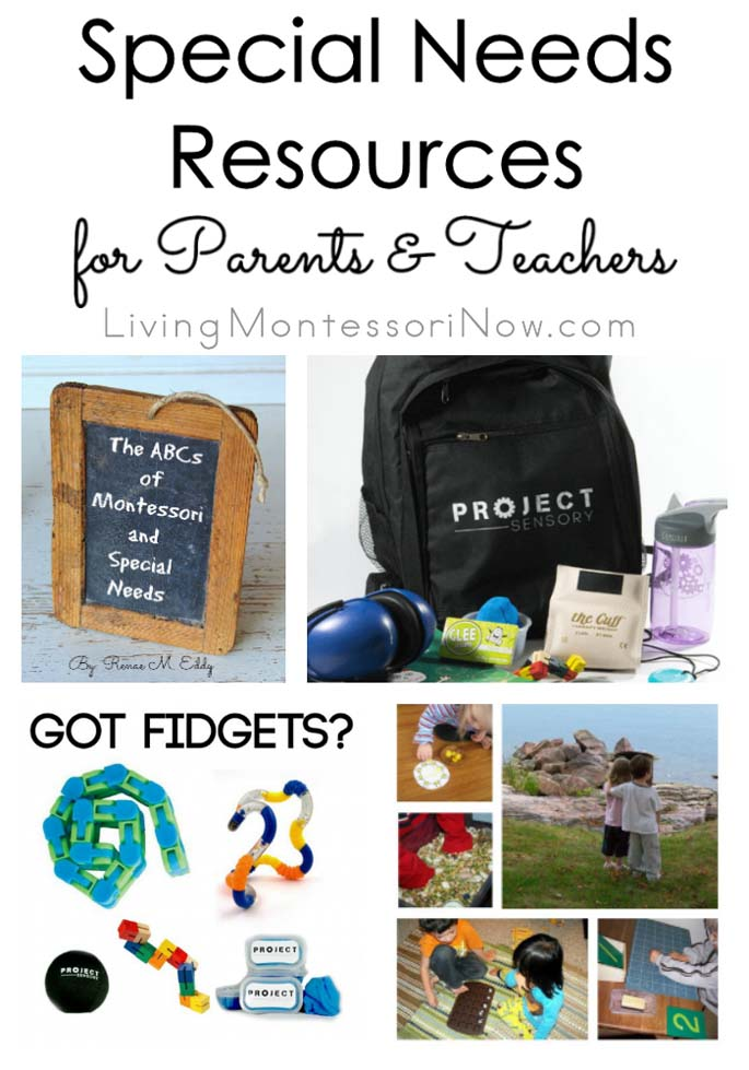 Special Needs Resources for Parents and Teachers