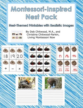 Montessori-Inspired Nest Pack