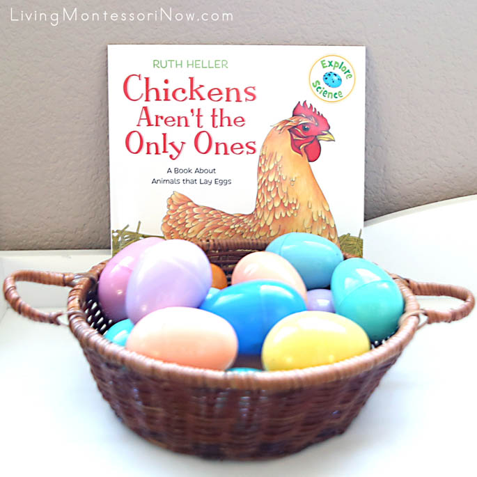 Chickens Aren't the Only Ones Book with Animals That Lay Eggs