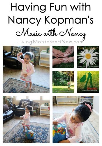 Having Fun with Nancy Kopman's Music with Nancy