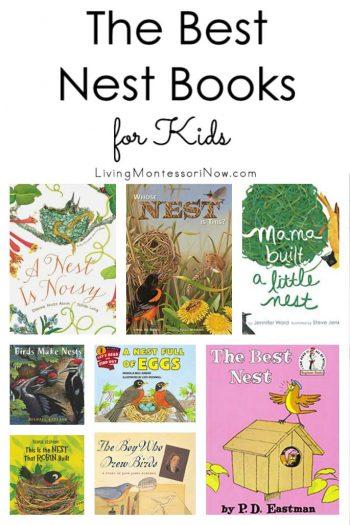The Best Nest Books for Kids