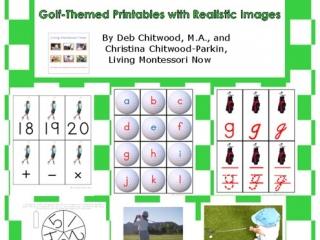 Montessori-Inspired Golf Pack