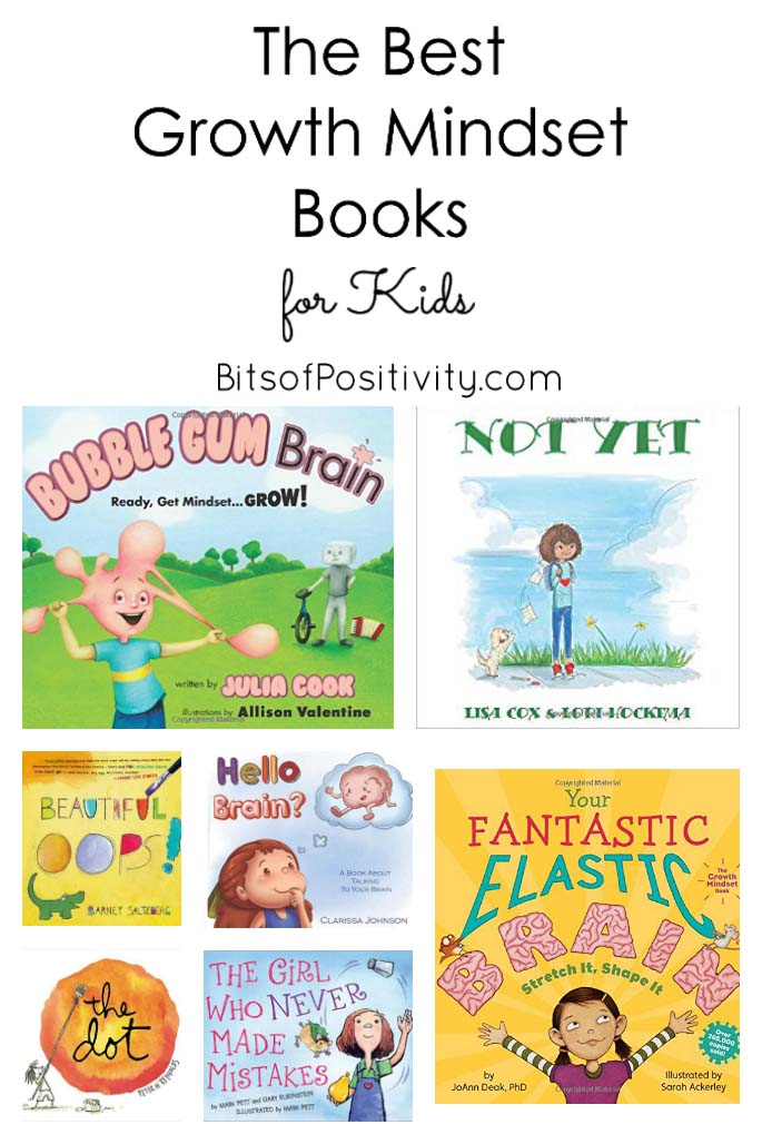 The Best Growth Mindset Books for Kids