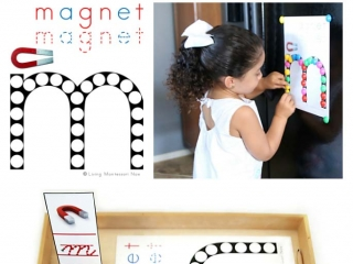 FREE Magnet Do-a-Dot Printable (Montessori-Inspired Instant Download)