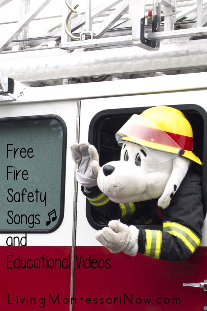 Free Fire Safety Songs and Educational Videos