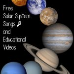Free Solar System Songs and Educational Videos - Living