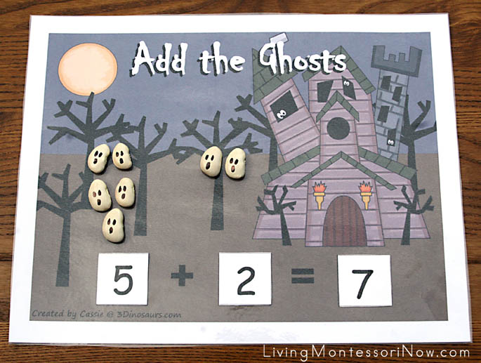 Lima Bean Ghost Addition Layout