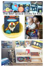 The Best Space Books for Kids {Featuring Solar System Books}