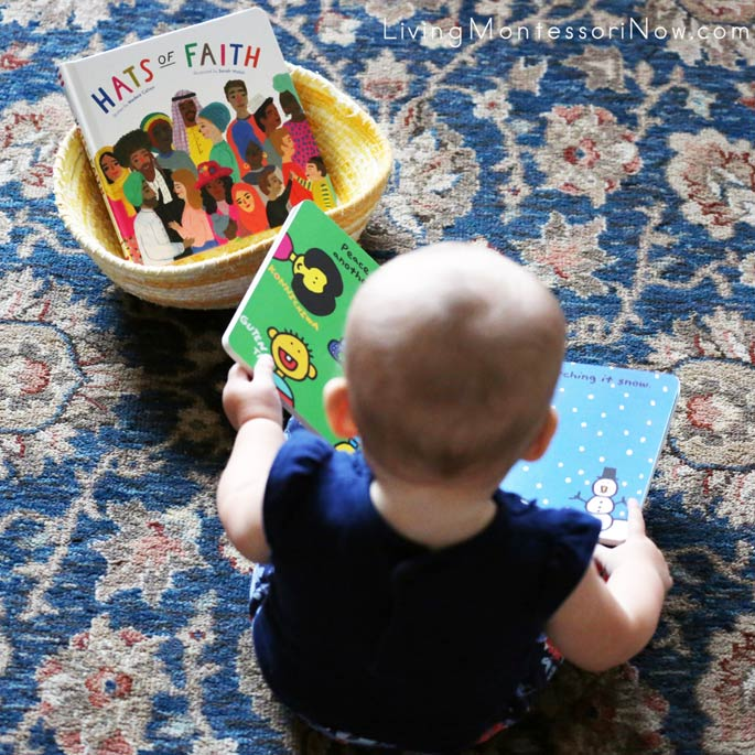 Babies Like Peace Books, Too!